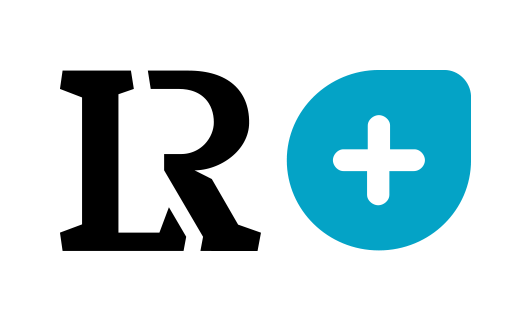 LR+ Logo